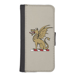 Beta Theta Pi Crest iPhone SE/5/5s Wallet Case