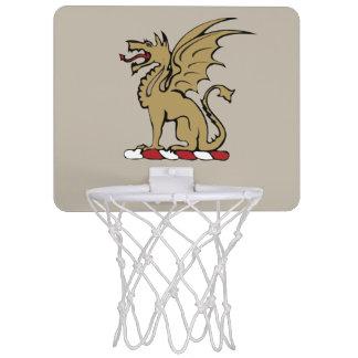 Beta Theta Pi Crest Mini Basketball Hoop