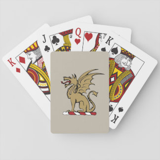 Beta Theta Pi Crest Playing Cards