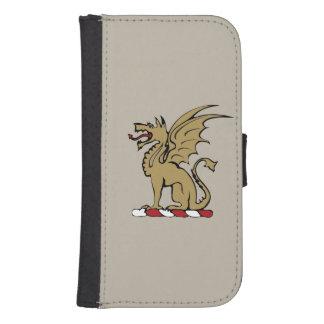 Beta Theta Pi Crest Samsung S4 Wallet Case