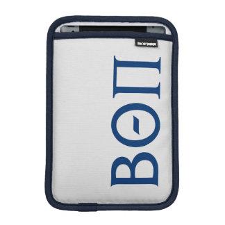 Beta Theta Pi Greek Letters iPad Mini Sleeve