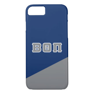 Beta Theta Pi   Greek Letters iPhone 8/7 Case