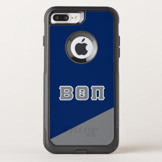 Beta Theta Pi | Greek Letters OtterBox Commuter iPhone 8 Plus/7 Plus Case