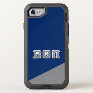 Beta Theta Pi   Greek Letters OtterBox Defender iPhone 7 Case