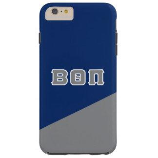 Beta Theta Pi   Greek Letters Tough iPhone 6 Plus Case