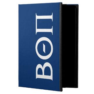 Beta Theta Pi Greek Letters - White iPad Air Cover