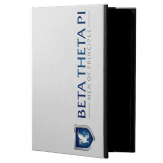 Beta Theta Pi Men Of Principle iPad Air Cover