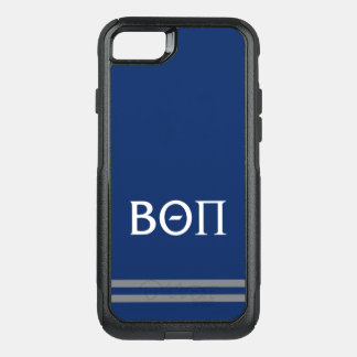 Beta Theta Pi | Sport Stripe OtterBox Commuter iPhone 8/7 Case