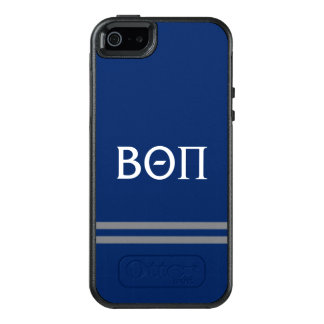 Beta Theta Pi   Sport Stripe OtterBox iPhone 5/5s/SE Case