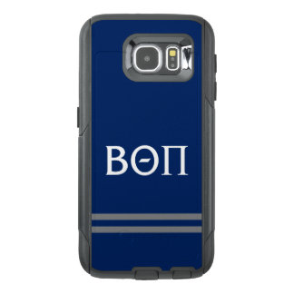 Beta Theta Pi | Sport Stripe OtterBox Samsung Galaxy S6 Case