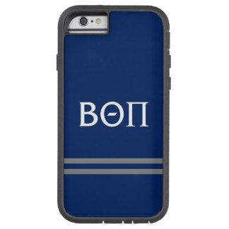 Beta Theta Pi   Sport Stripe Tough Xtreme iPhone 6 Case