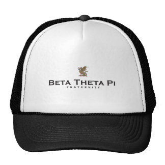 Beta Theta Pi with Dragon - Color Cap