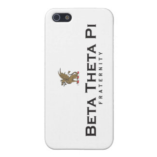 Beta Theta Pi with Dragon - Color iPhone 5/5S Cover