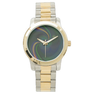 Beta Two Tone Watch