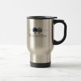 BetAgainstMe.com Steel Mug