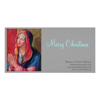Betende Maria Photo Greeting Card