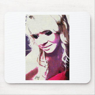 Beth Clews Oil Painting Mouse Pad