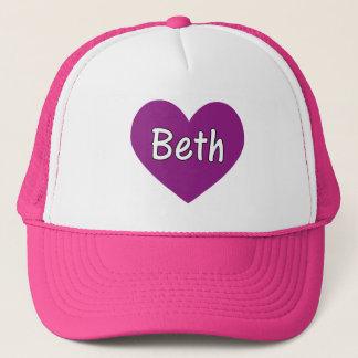 Beth Trucker Hat
