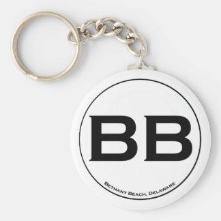 Bethany Beach Keychain