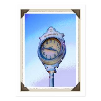 Bethany Clock Postcard