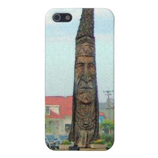 Bethany Totem Pole iPhone 5 Case