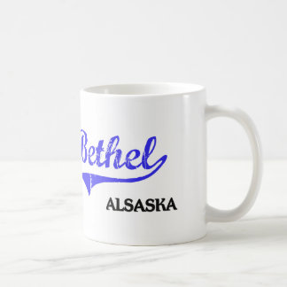 Bethel Alaska City Classic Coffee Mugs