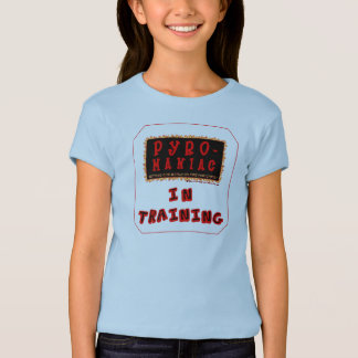 Bethel Pyro-Maniac in Training Child's Tee
