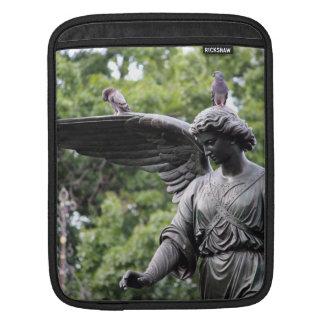 Bethesda Fountain in Central Park Photo iPad Sleeves
