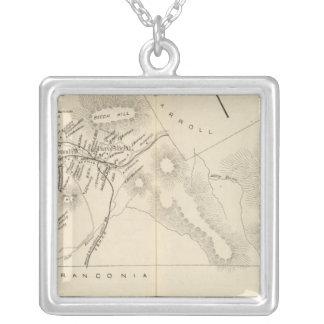 Bethlehem, Bethlehem PO, Maplewood PO Silver Plated Necklace