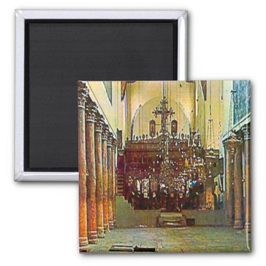 Bethlehem, Church of the Nativity Magnet