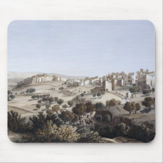 Bethlehem, engraved by Terry Mouse Mat