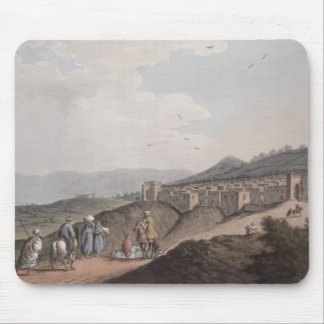 Bethlehem in Palestine, View of the Principal Part Mouse Pad