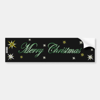 Bethlehem Night (Shining Stars) Bumper Stickers
