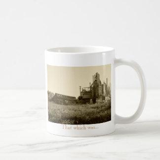 Bethlehem Steel mug