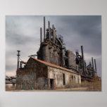 Bethlehem Steel Print