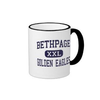 Bethpage - golden eagles - High - Bethpage Mug