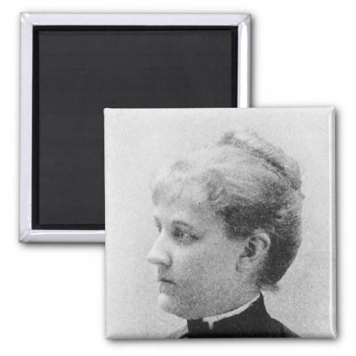 Bethune ~ Louise Blanchard Fridge Magnet