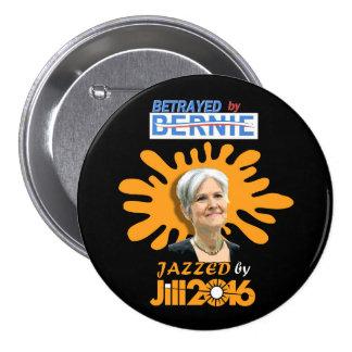 Betrayed by Bernie? 7.5 Cm Round Badge