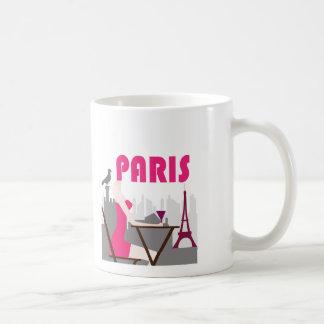 bets, Paris - France Eiffel TowerChamps Elysium… Coffee Mug