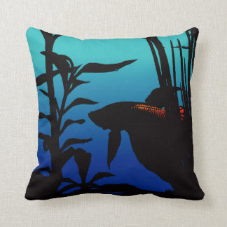 Betta Believe It 16x16 Pillow