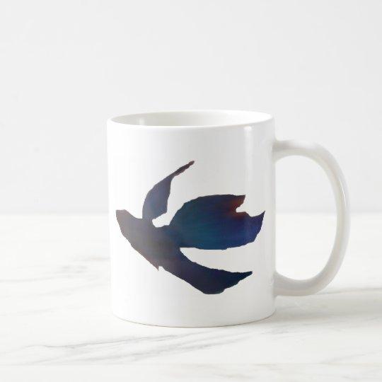 betta fish coffee mug