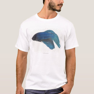 Betta Fish or Male Blue Siamese Fighting Fish T-Shirt