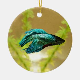Betta is Better Original Christmas Ornament