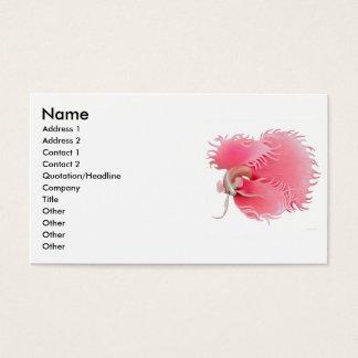 Betta Siamese Fighting Fish Profile Card