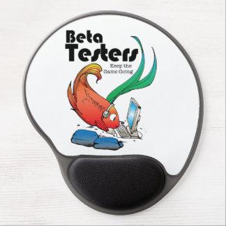 Betta Tester Gel Mouse Mat