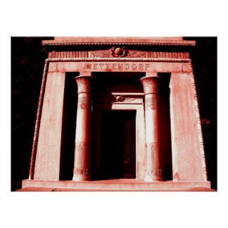 Bettendorf Mausoleum Poster