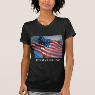 Better America Cross Flag T-Shirt
