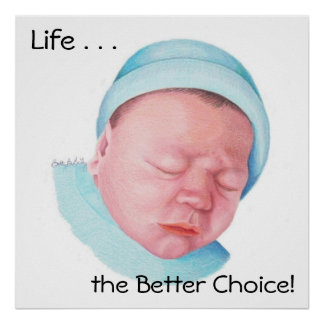 Better Choice by Newborn Poster
