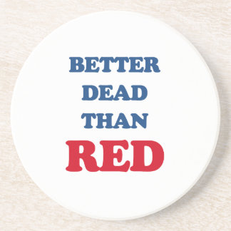 Better dead than Red Coaster