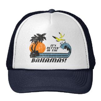 Better in Bahamas Faded Cap